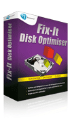 Fix-It Disk Optimizer Boxshot