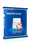 REMO Recover (Mac) - Media Edition Boxshot
