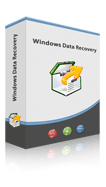 Stellar Windows Data Recovery Boxshot